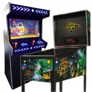 Arcade Machine / Jukebox Hire