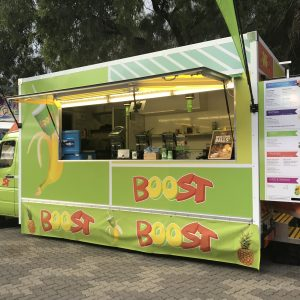 Food & Craft Stall Holders