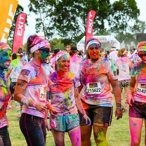 Colour Fun Run Ideas