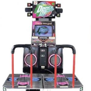 DDR Dance Revolution Machine