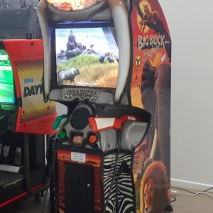 Big Buck HD Wild 50″ Arcade Machine