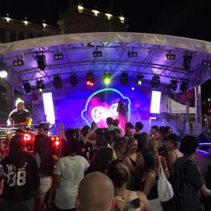 8M x 6M DJ Mobile Stage