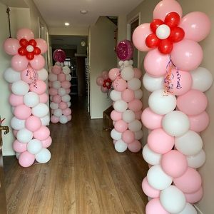 Balloons- Promotions Events and Parties
