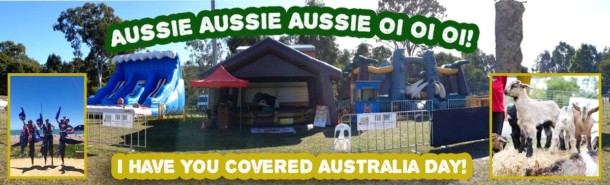 Aussie-banner