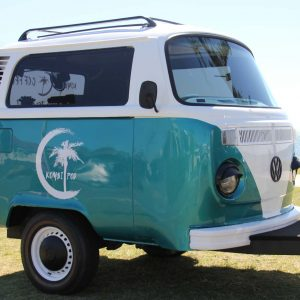 combi coffee van