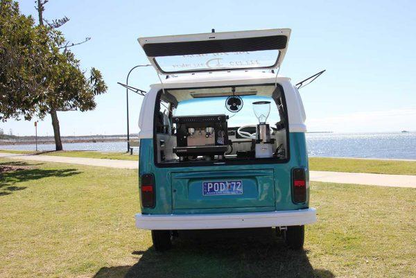 Combi Coffee Van