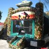army jumping castle hire